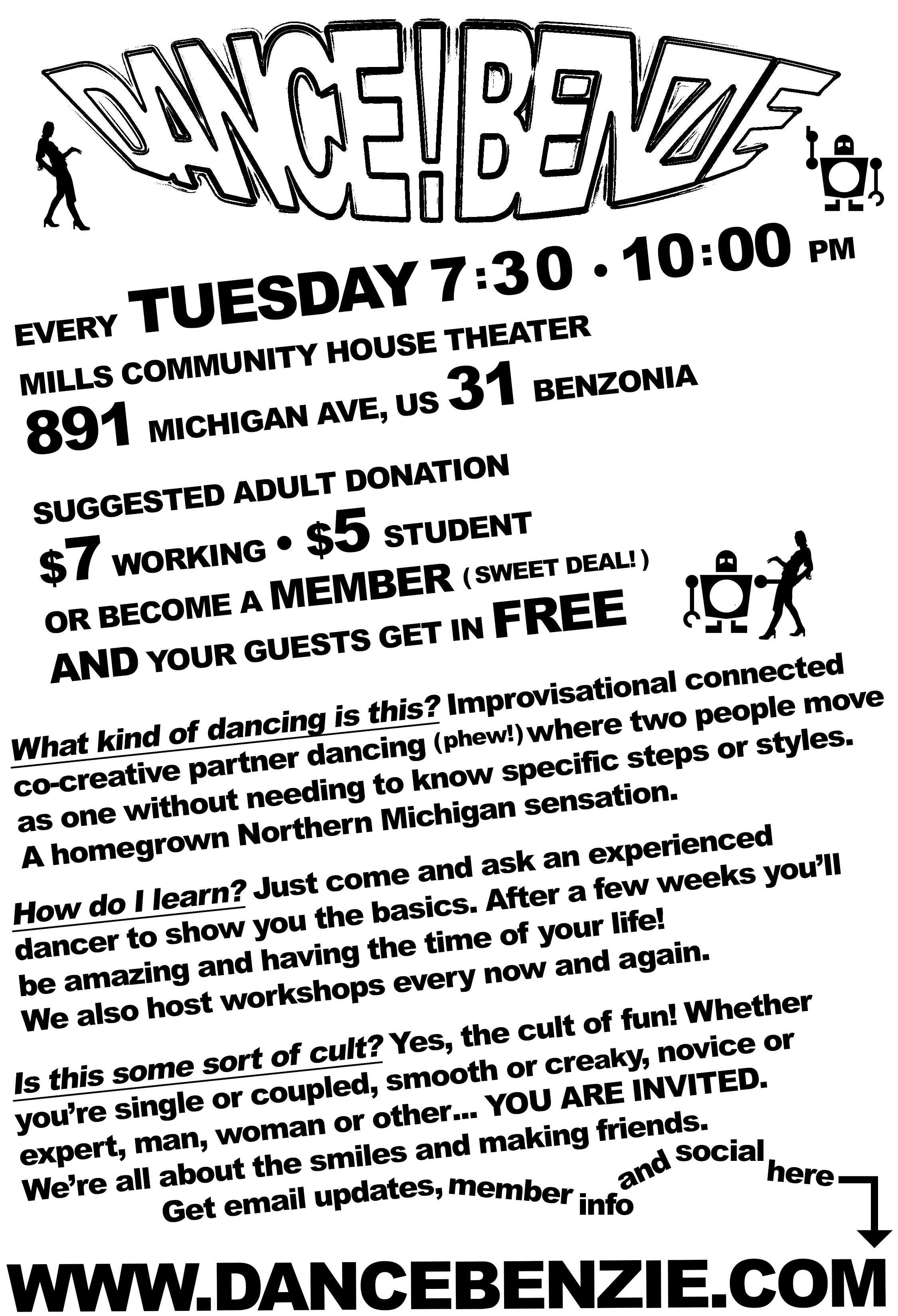 dance benzie 10-07-14 5