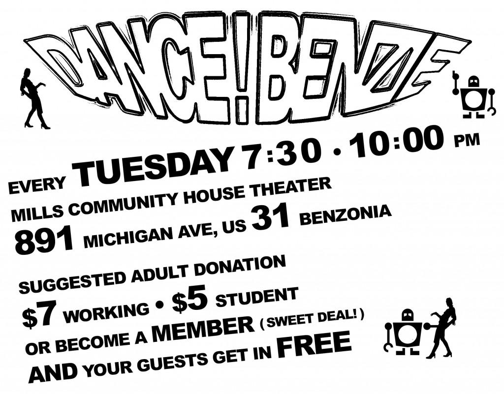 dance benzie 10-14-14